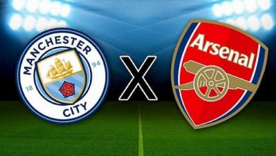 Manchester City x Arsenal