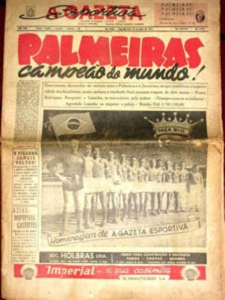 Palmeiras de mundial